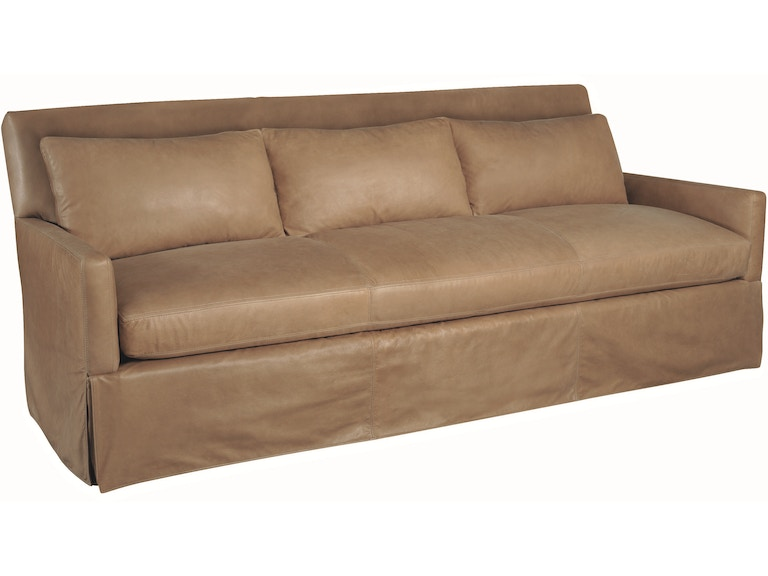 Lee Industries Leather Sofa L3907 03