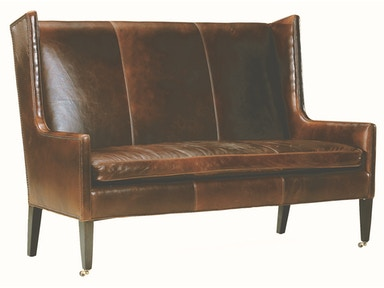 Lee Industries Leather Loveseat L3915-02