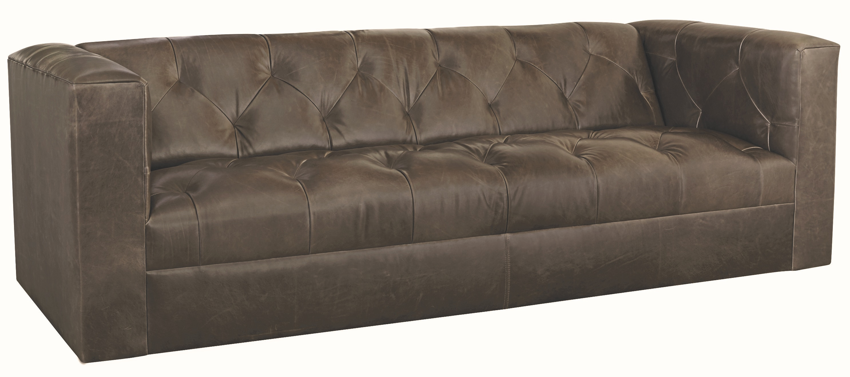 Lee Industries Leather Sofa L3992 03