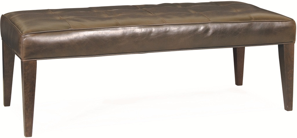 Astounding Lee Industries Dining Room Leather Dining Bench L5567 91 Machost Co Dining Chair Design Ideas Machostcouk