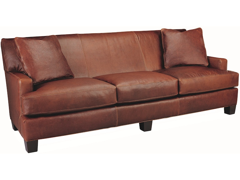 Lee Industries Living Room Leather Sofa L7042-03 - Toms ...