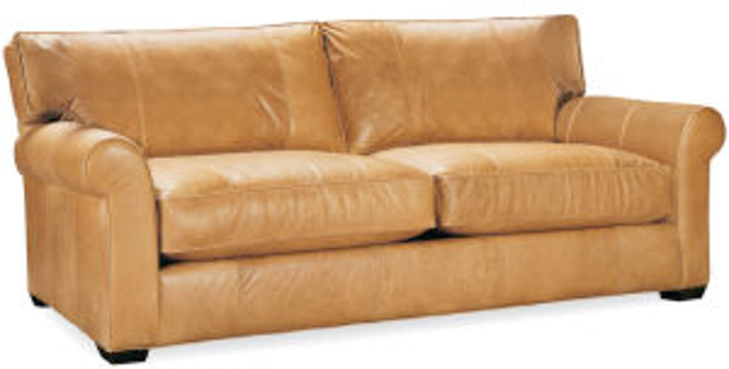 Lee Industries Living Room Leather Sofa L7117 03 Exotic