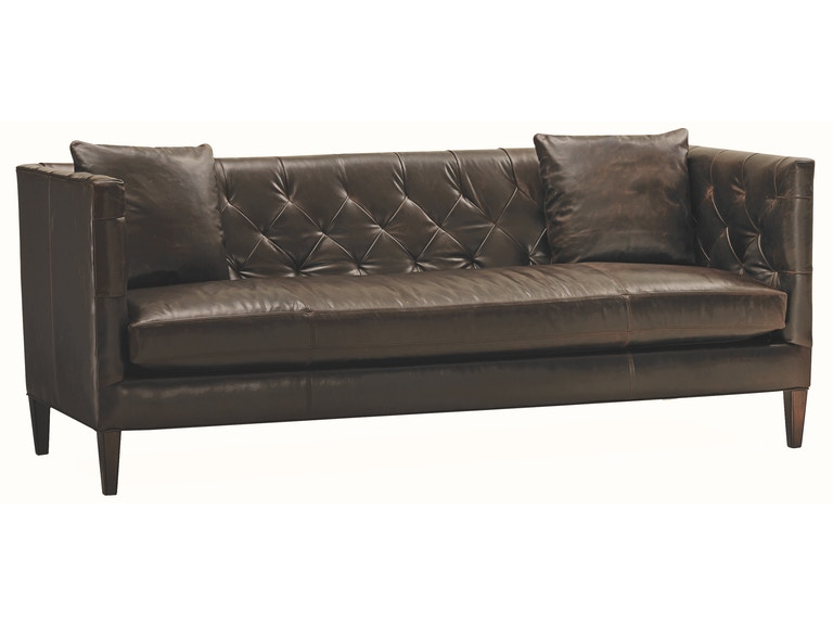 Lee Industries Living Room Leather Sofa L4848 Creative Inspiration Living Room Leather Sofas Creative