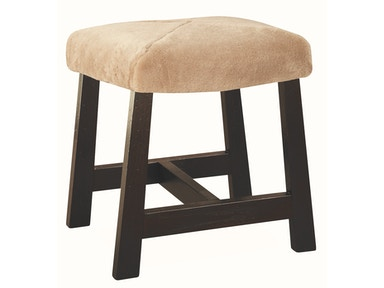 Lee Industries Leather Milking Stool L9003-00
