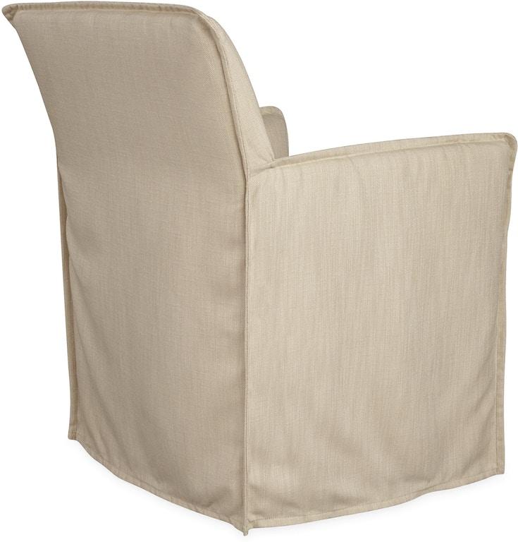 Lee Industries Jasmine Outdoor Slipcovered Chair Us105 41c