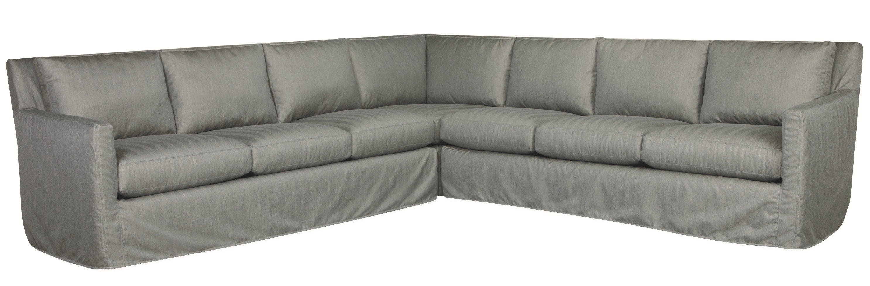 Lee Industries Nandina Outdoor Slipcovered Sectional Series US112 Series