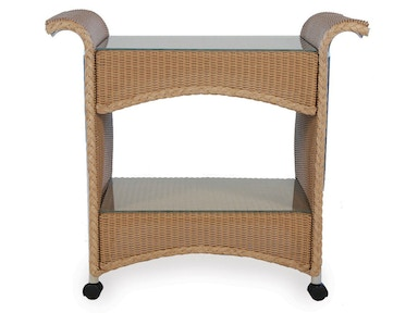 Lloyd Flanders The Loom Accessories Tea Cart 1045