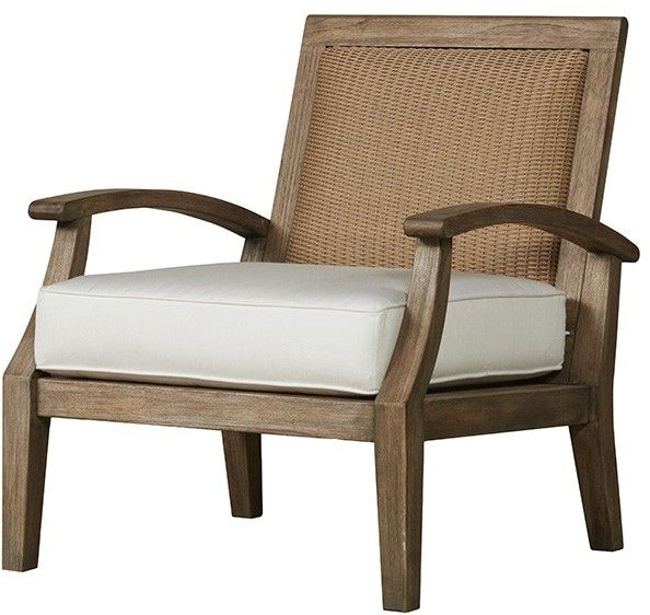 Lloyd Flanders Outdoor Patio Lounge Chair Zing Casual Living Naple