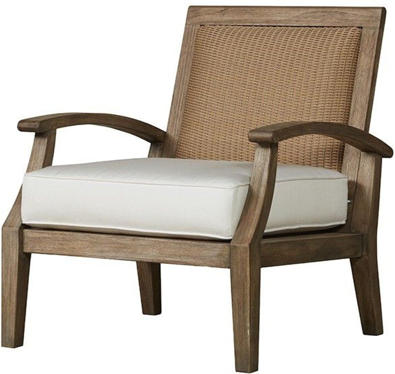 Lloyd Flanders Outdoor Patio Lounge Chair 135002 Mills Thomas
