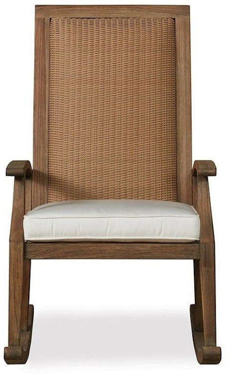 Lloyd Flanders Outdoor Patio High Back Porch Rocker 135036