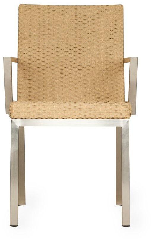 Lloyd Flanders Outdoor Patio Dining Chair 203301 Zing