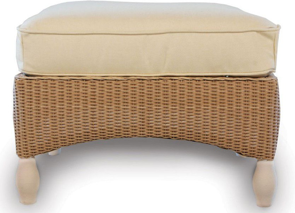 Marvelous Lloyd Flanders Outdoor Patio Ottoman 27017 Weinbergers Camellatalisay Diy Chair Ideas Camellatalisaycom