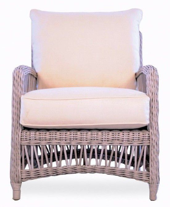 Lloyd Flanders Outdoor/Patio The Mackinac Lounge Chair 273002 - Zing Casual Living - Naples and ...