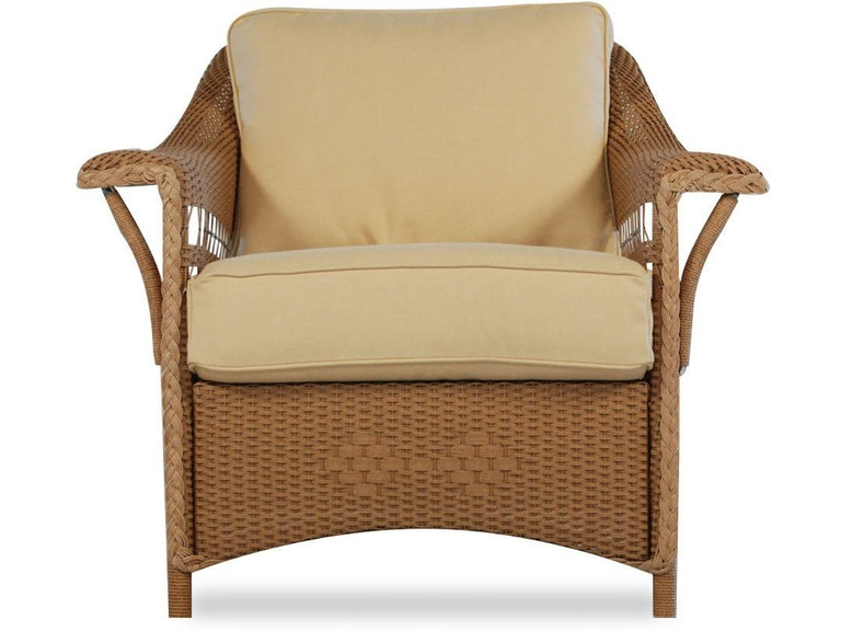 Lloyd Flanders Outdoor Patio Lounge Chair 51002 R W Design