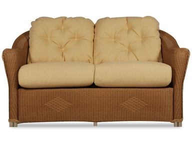 Lloyd Flanders Outdoorpatio Swivel Dining Chair 9071