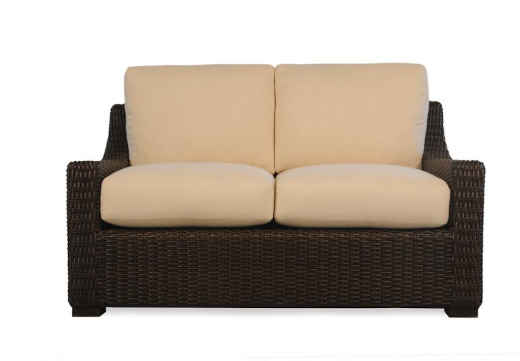 Lloyd Flanders Outdoor/Patio Loveseat 298050 - Zing Casual ... on Porch & Patio Casual Living id=28183
