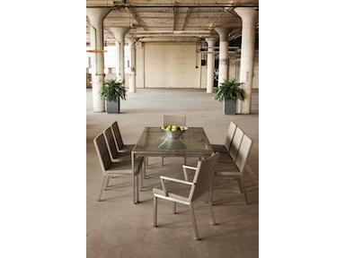 Lloyd Flanders Outdoor Patio Dining Table 203072 Bacons