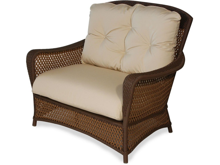 Lloyd Flanders Outdoor Patio Chair And A Half 71315 Zing Casual