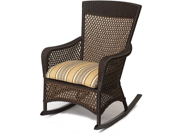 Lloyd Flanders Outdoorpatio Porch Rocker 71336 Von Hemert