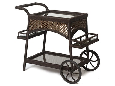 Lloyd Flanders Serving Cart 71945