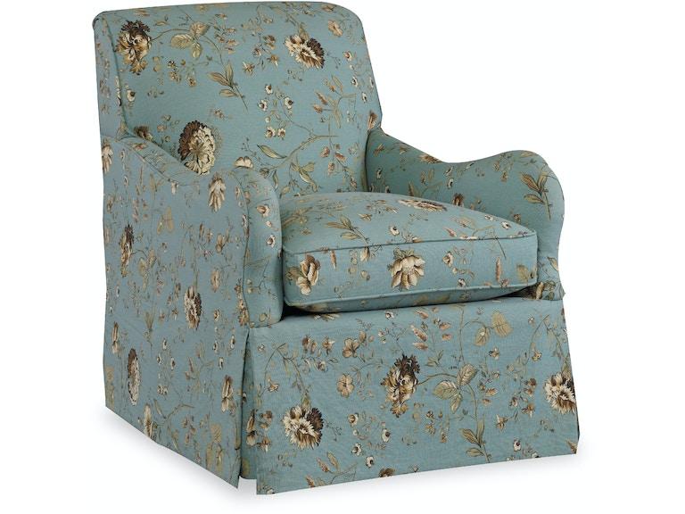 Sam Moore Living Room Ceira Swivel Glider 1644 - Sam Moore ...