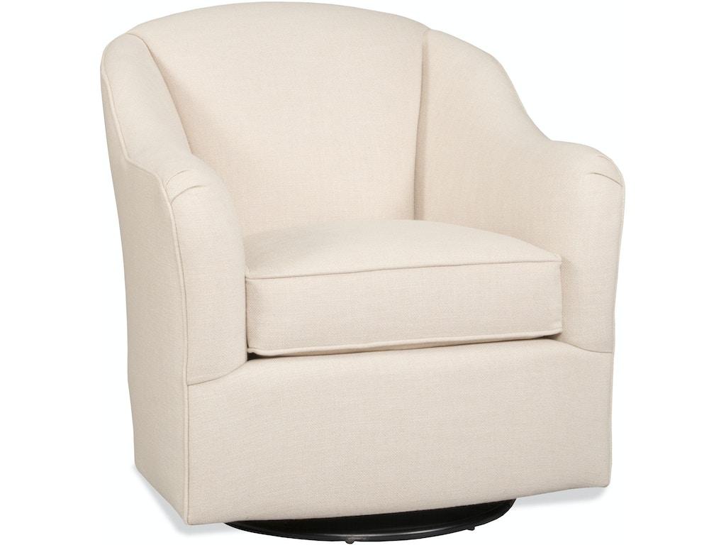 Sam Moore Azriel Skirted Club Chair 1867