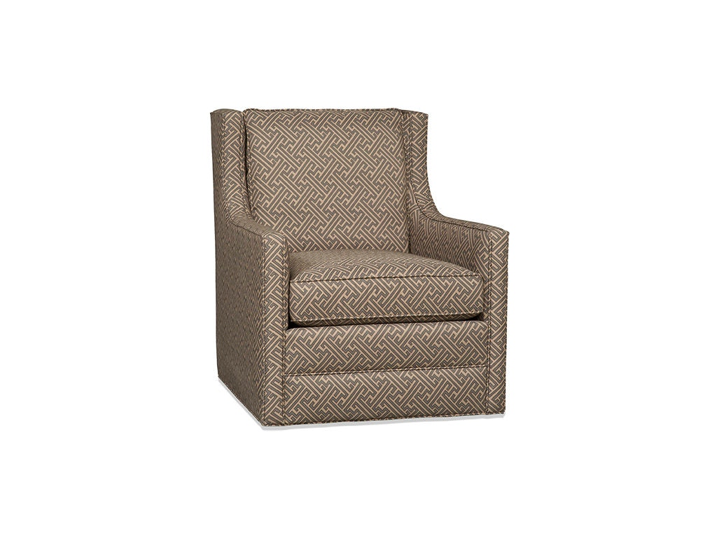Swivel Club Chairs For Living Room Sam Moore Living Room Cedric Swivel Glider 1814 Sam Moore