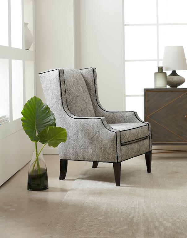 Sam Moore Living Room Pressley Wing Chair 2045 - Sam Moore - Bedford, VA