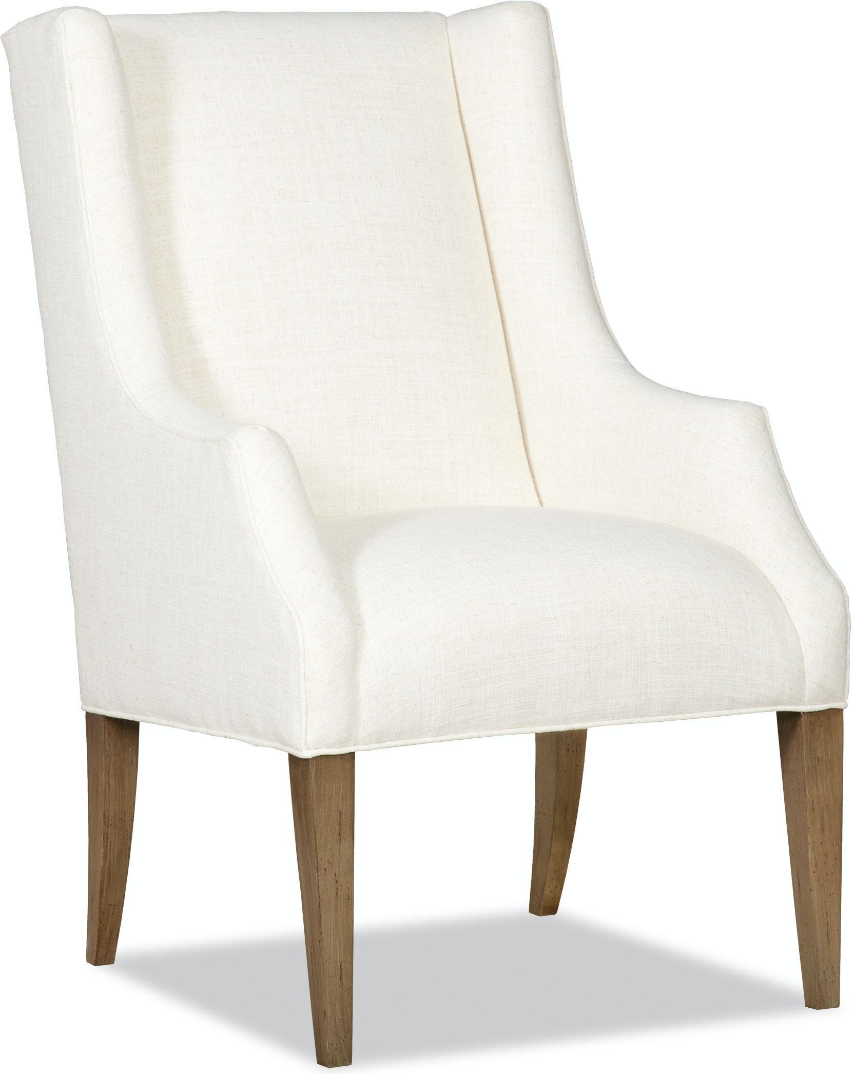sam moore dining room avery host chair 2525 - sam moore - bedford, va