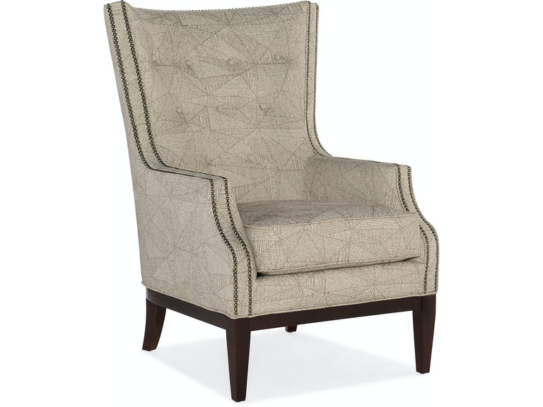 Sam Moore Living Room Bona Bella Wing Chair 2538 Kalin Home