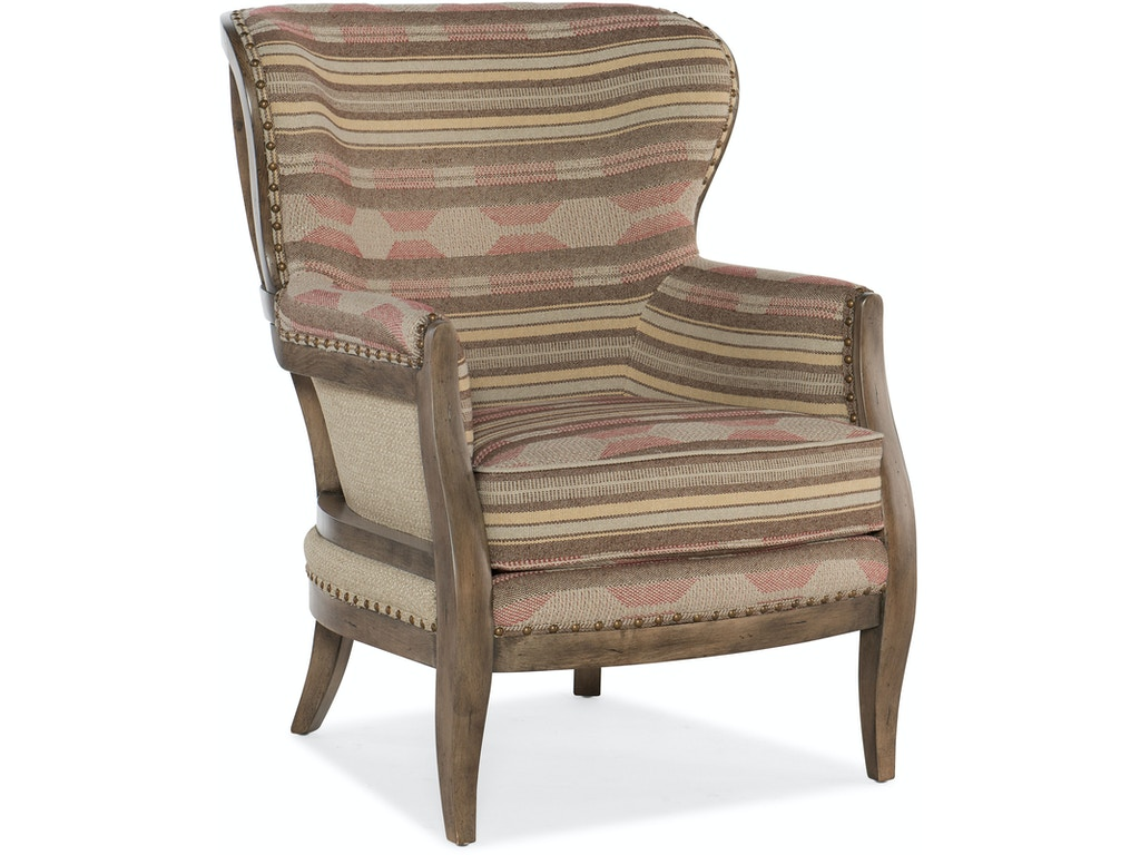 Sam moore living room calhoun exposed wood chair 4095 for Wholesale furniture