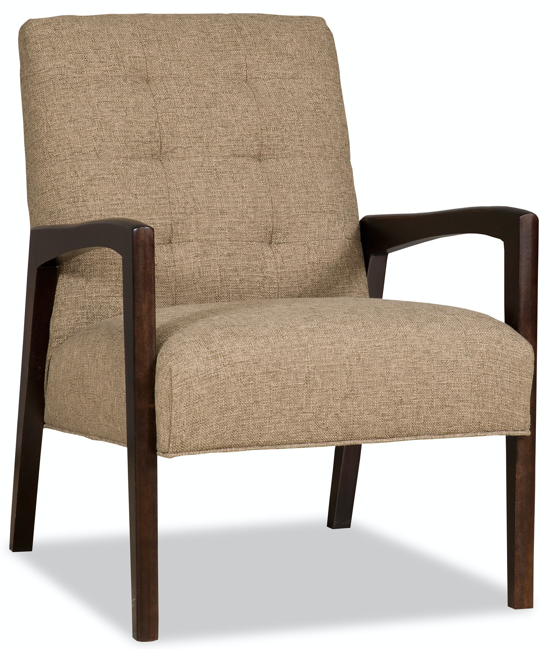 Sam Moore Living Room Chair Wood Arm Gordon 4682 At Naturwood Home  Furnishings