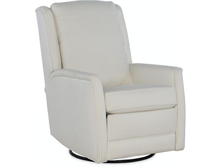 Sam Moore Living Room Prudence Swivel Glider Recliner 5542 - Sam ...