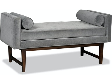 6804  Ludwig BenchLiving Room Benches   Whitley Furniture Galleries   Zebulon  NC. Living Room Benches. Home Design Ideas