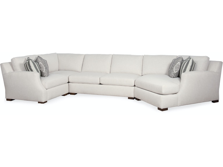 Sam Moore Living Room Sm12 Sariah Sectional Sam Moore