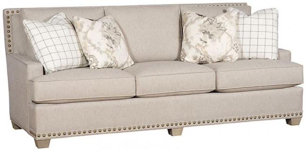 King Hickory Living Room Savannah Sofa