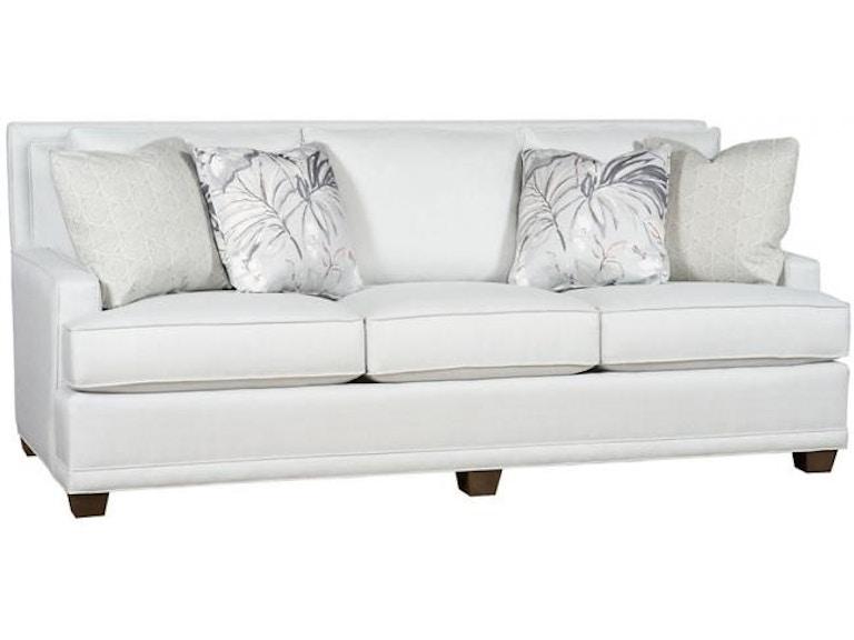 King Hickory Living Room Savannah Sofa 1000 Twz Cherry House Furniture La Grange And