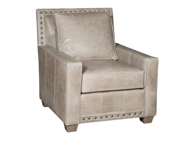 King Hickory Savannah Leather Chair 1001-BGN-L