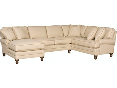 Kelly Sectional King Hickory