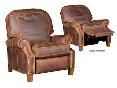 King Hickory Jefferson Recliner 137-LR