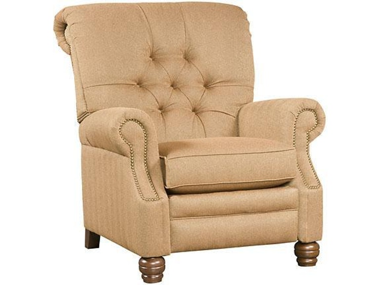 King Hickory Living Room Monroe Recliner 147 R At Gibson Furniture