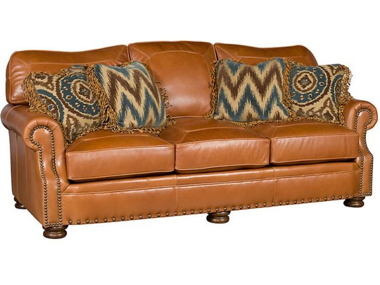 king hickory living room easton leather sofa 1600 l hickory