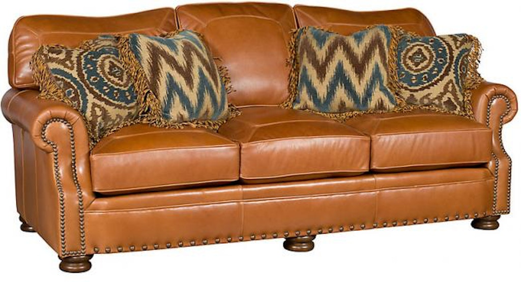 King Hickory Living Room Easton Leather
