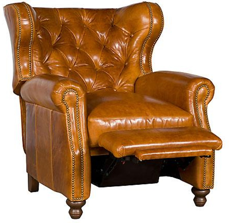 Hickory Nc Living: King Hickory Living Room Hamilton Recliner 177-LR