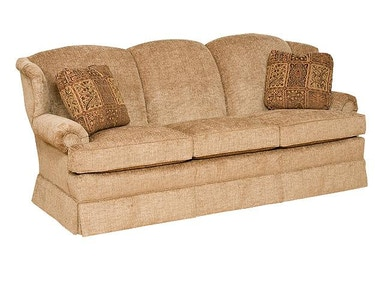 King Hickory Taylor Fabric Sofa 2000