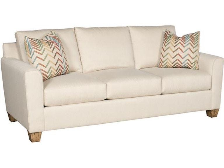 King Hickory Living Room Darby Sofa 2200 Fbd F Bartlett
