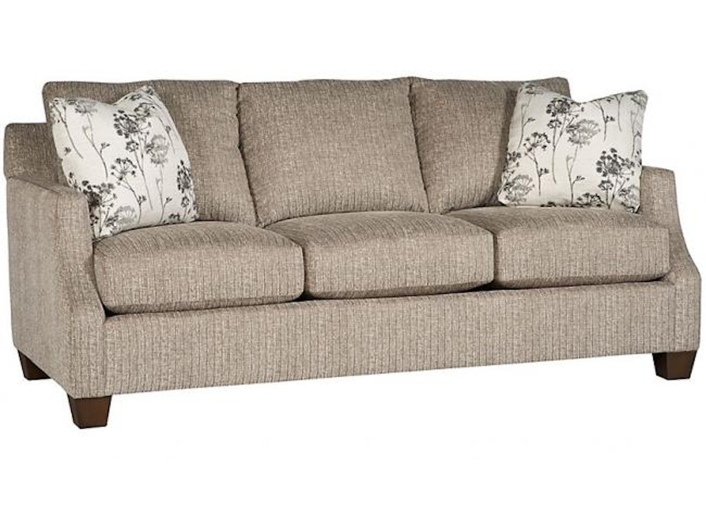 Hickory Manor Living Room Darby Sofa 2200 Rbw F Grace Furniture Marcy Ny