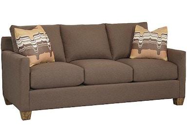 King Hickory Living Room Darby Sofa 2200 Tbd F Schmitt Furniture