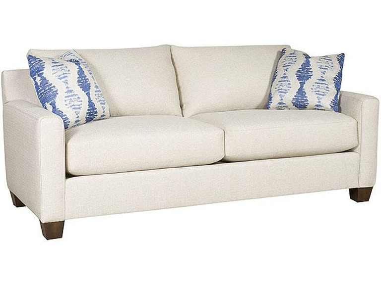 King Hickory Living Room Darby Sofa 2285 Jaw F Hickory Furniture
