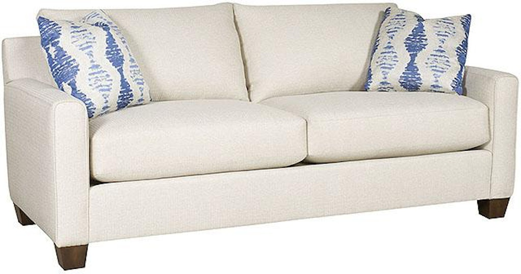 Hickory Manor Living Room Darby Sofa 2285 Jaw F Grace